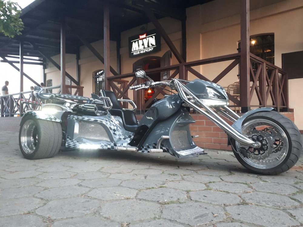 Losowanie trójkołowego motocykla od Kaszpir Trike już 15 września!