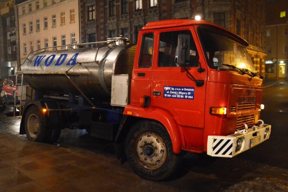 Komunikat PWiK: przerwa w dostawie wody w Gnieźnie