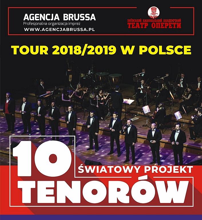 10 tenorów już 16 listopada w Gnieźnie