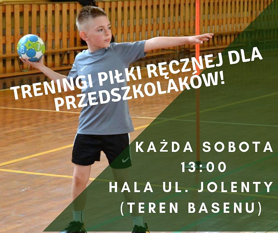 Piłka ręczna dla przedszkolaków (i nie tylko)!