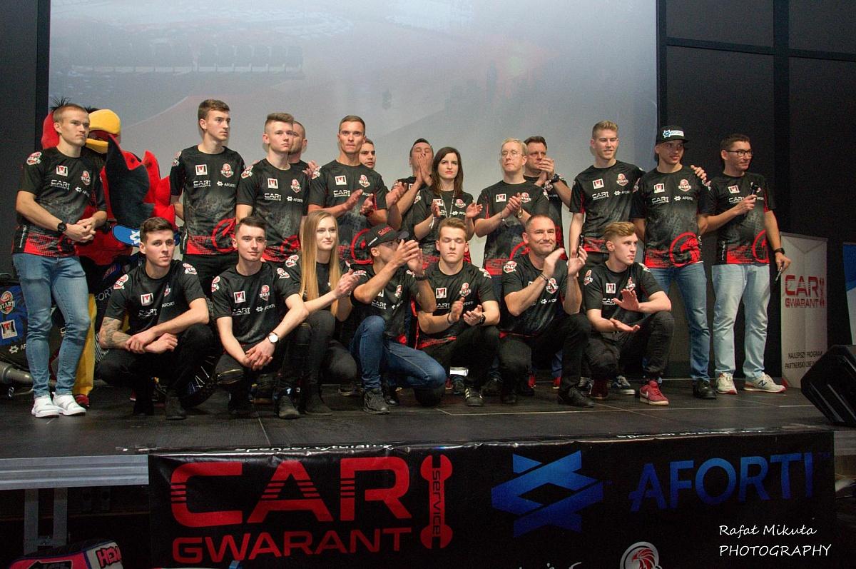 Oficjalna prezentacja drużyny Car Gwarant Start Gniezno i mecz charytatywny za nami!