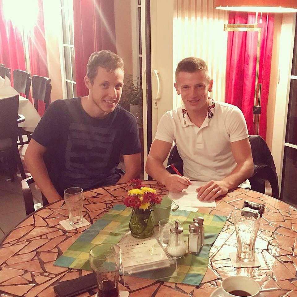 Jakub Gewert z nowym kontraktem w lidze niemieckiej!