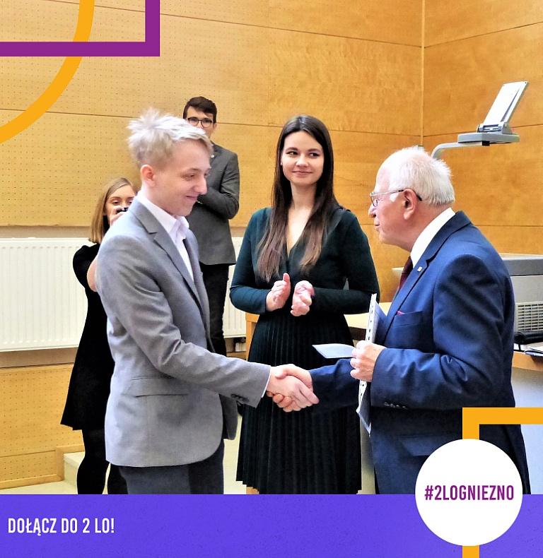 Ogromny sukces uczniów II LO w Gnieźnie na Olimpiadzie Geograficznej