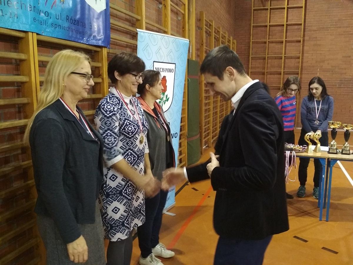 Sołectwo Żelazkowo wygrało XII Zimową Spartakiadę Mieszkańców Wsi