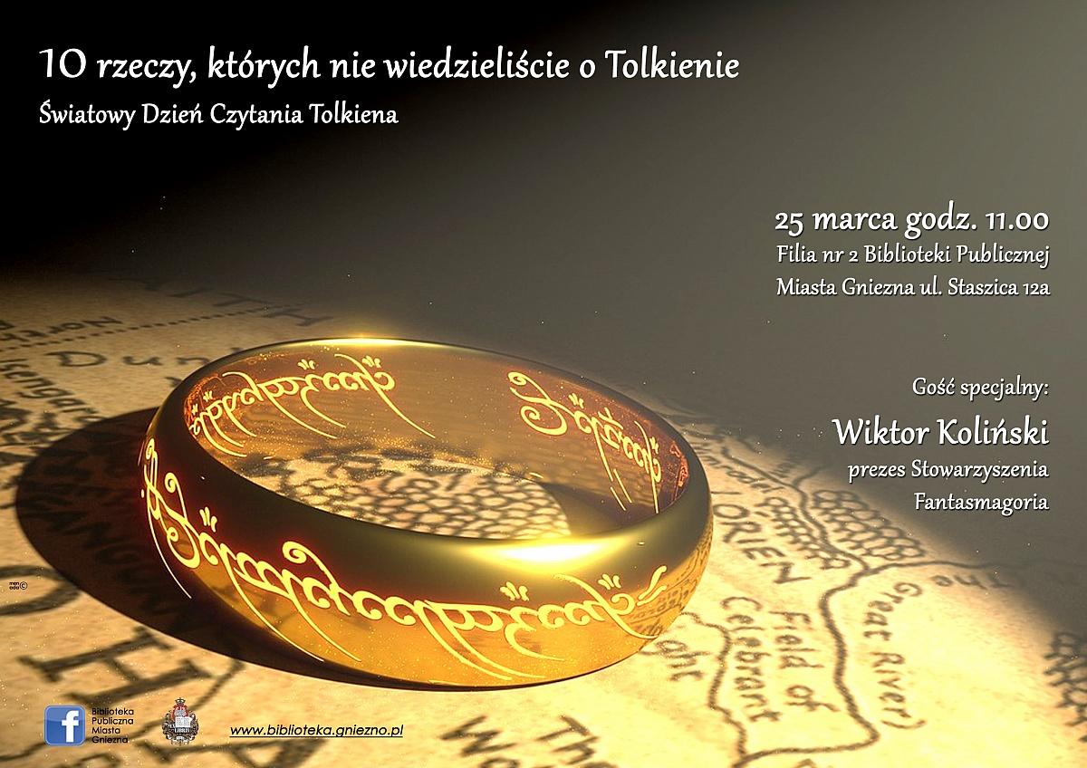 10 rzeczy, których nie wiedzieliście o Tolkienie