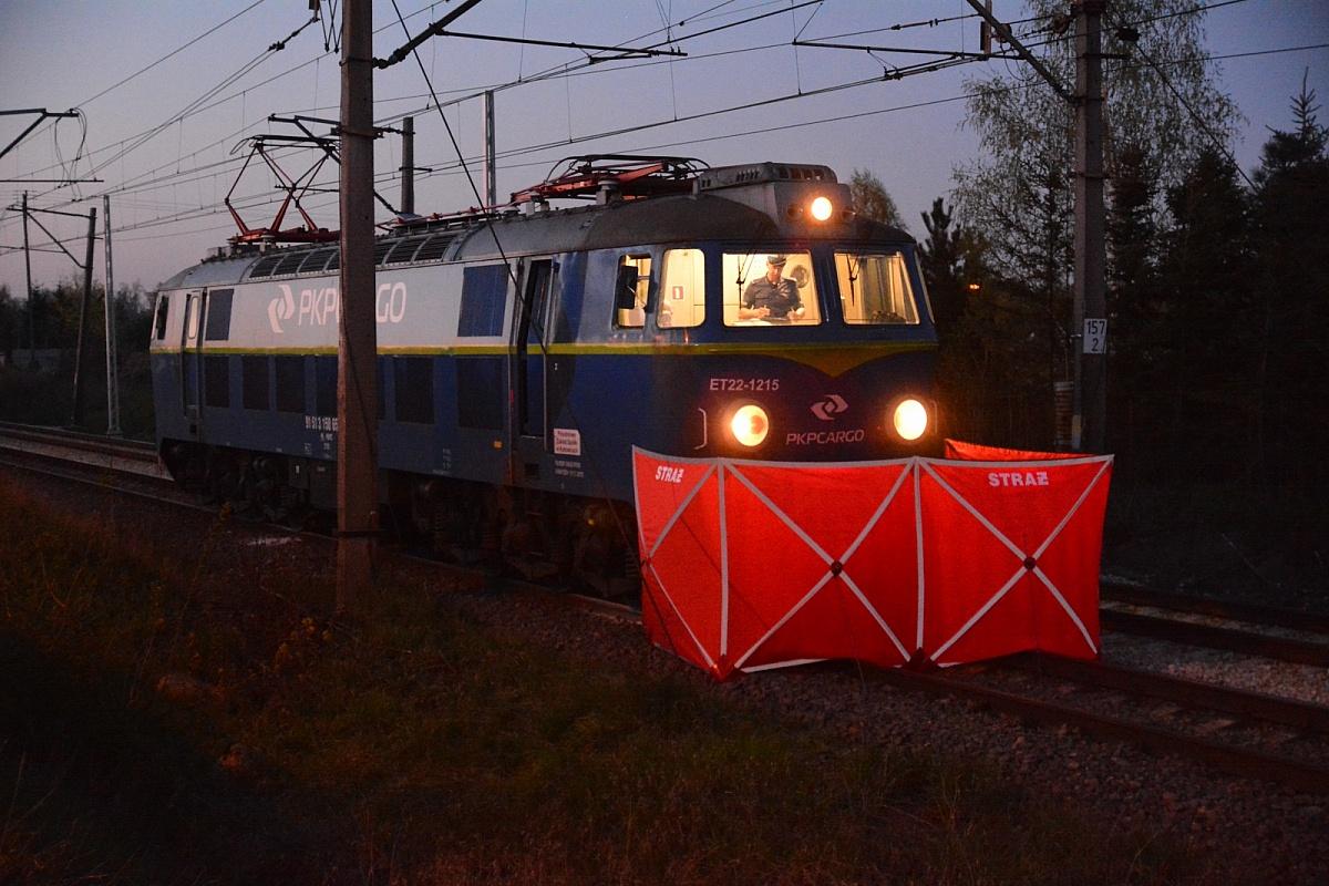 Tragedia na torach! Mężczyzna rzucił się pod pociąg