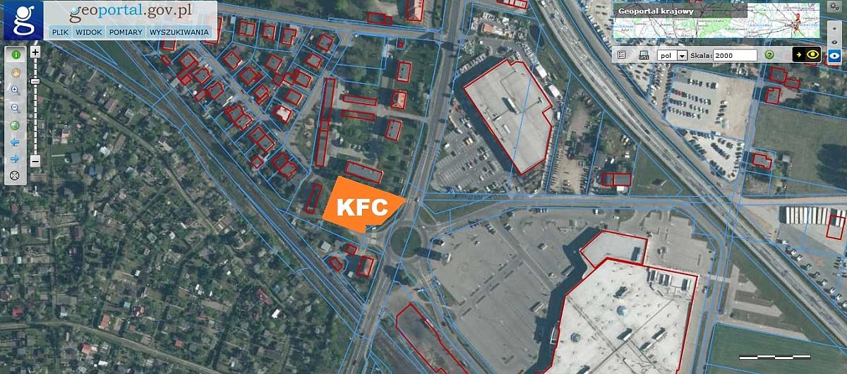 W Gnieźnie powstanie restauracja KFC