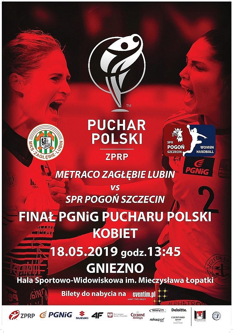 Bilety na finał PGNiG Pucharu Polski także w kasach