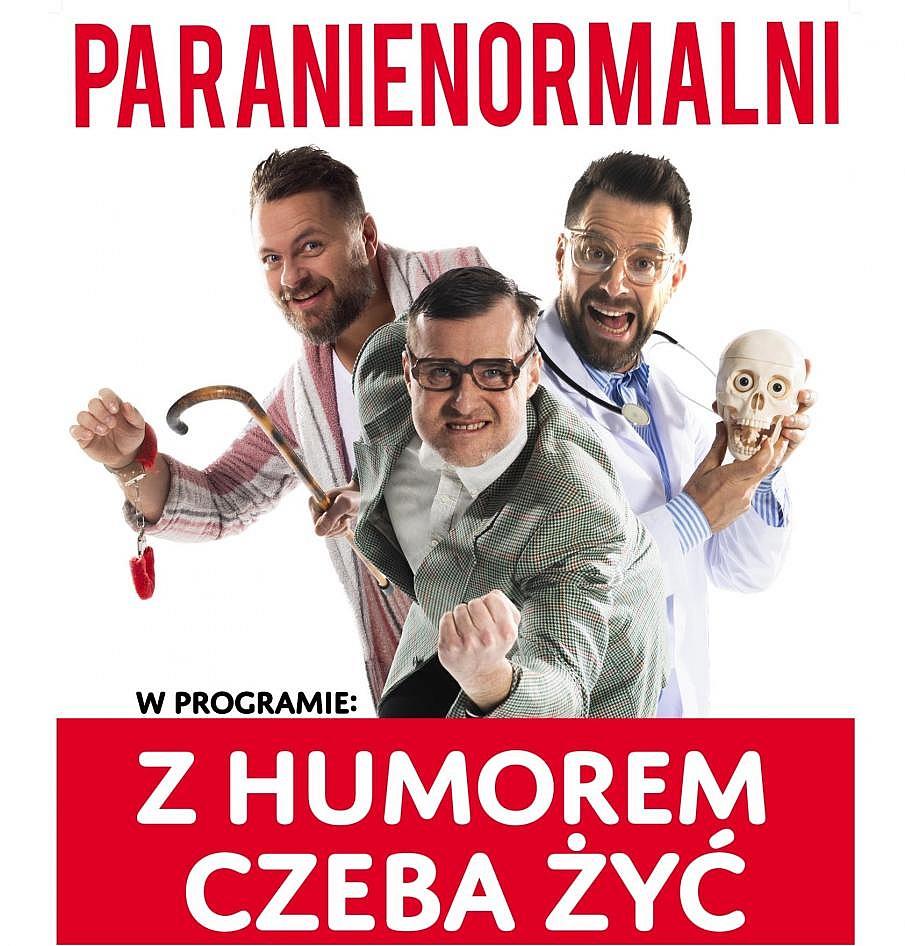 Kabaret Paranienormalni już niebawem w Gnieźnie!