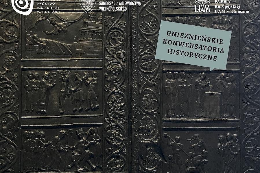Drzwi Gnieźnieńskie plakatem politycznym?