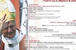 Gnieźnieńskie obchody 40. rocznicy pierwszej pielgrzymki papieża Jana Pawła II do Ojczyzny