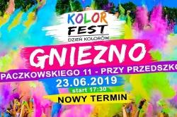 Kolor Fest Gniezno - Dzień Kolorów w Gnieźnie!