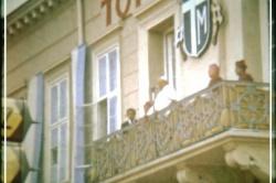 Film z wizyty papieża w Gnieźnie