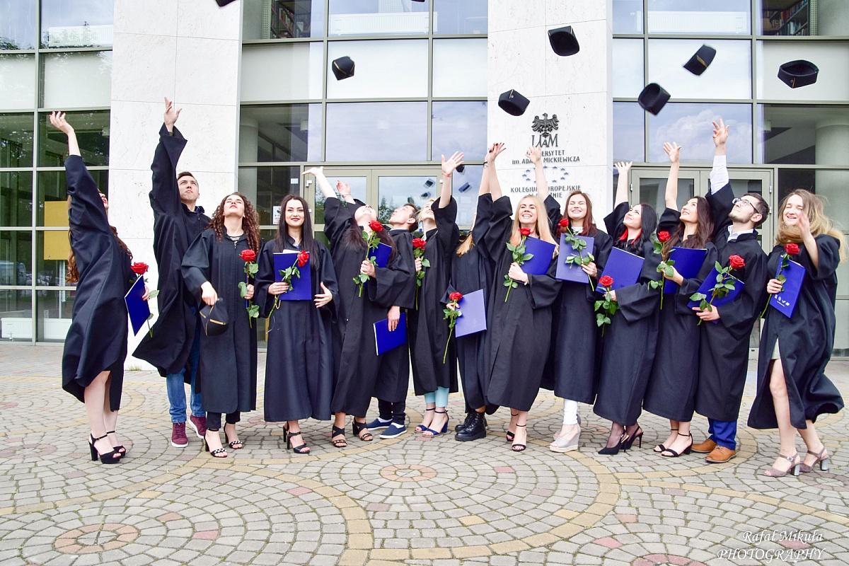 Absolutorium studentów IKE