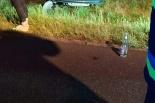 Zasnął za kierownicą i dachował w rowie