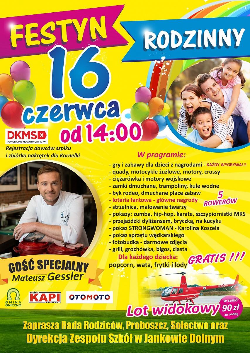 Loty śmigłowcem, quady, motocykle i mnóstwo innych atrakcji już w weekend w Jankowie Dolnym!