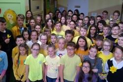 Gnieźnieńscy uczniowie nagrodzeni za udział w akcji