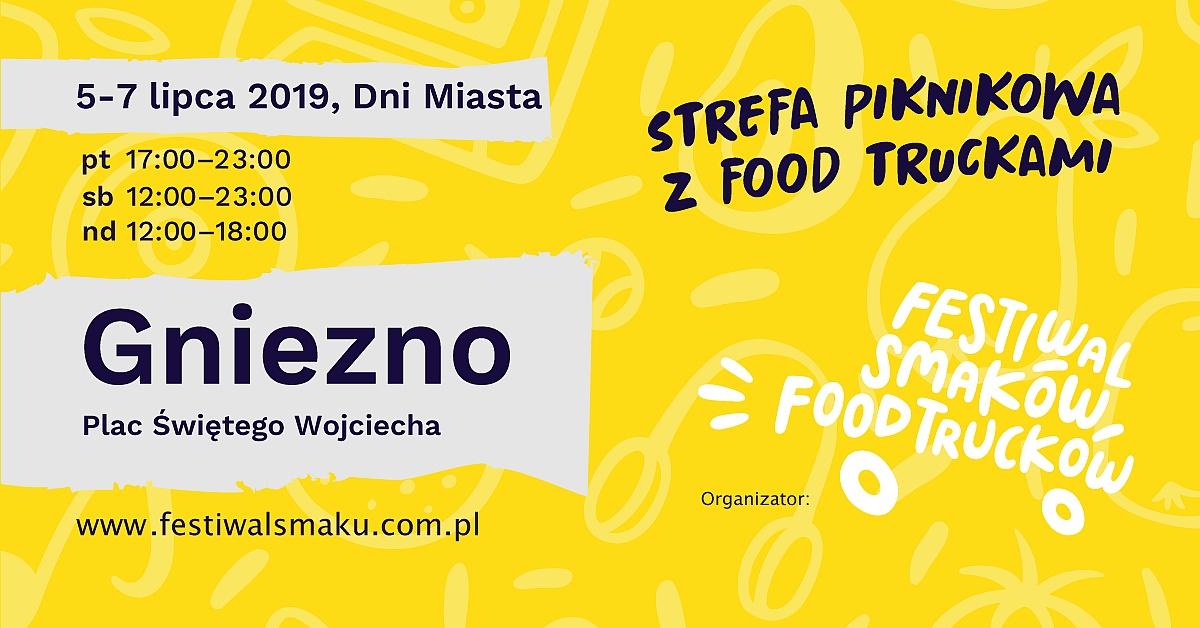 Lipcowy weekend pełen smaków! Rusza Strefa Piknikowa z food truckami w ramach Dni Miasta