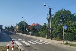 Ulica Głęboka już po remoncie