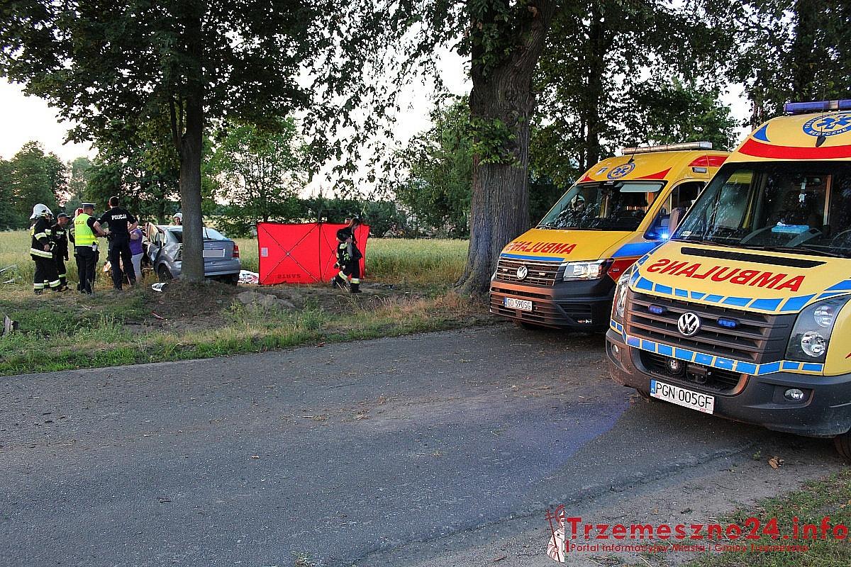 Zmarł drugi uczestnik wypadku w Kruchowie