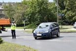 Policjanci kierowali ruchem. A jak zachowywali się kierowcy?