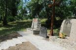 Pomnik Polaków rozstrzelanych na Dalkach wyremontowany za 9 990 złotych