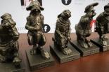 Figurki królików z Traktu Królewskiego już do kupienia w Gnieźnie
