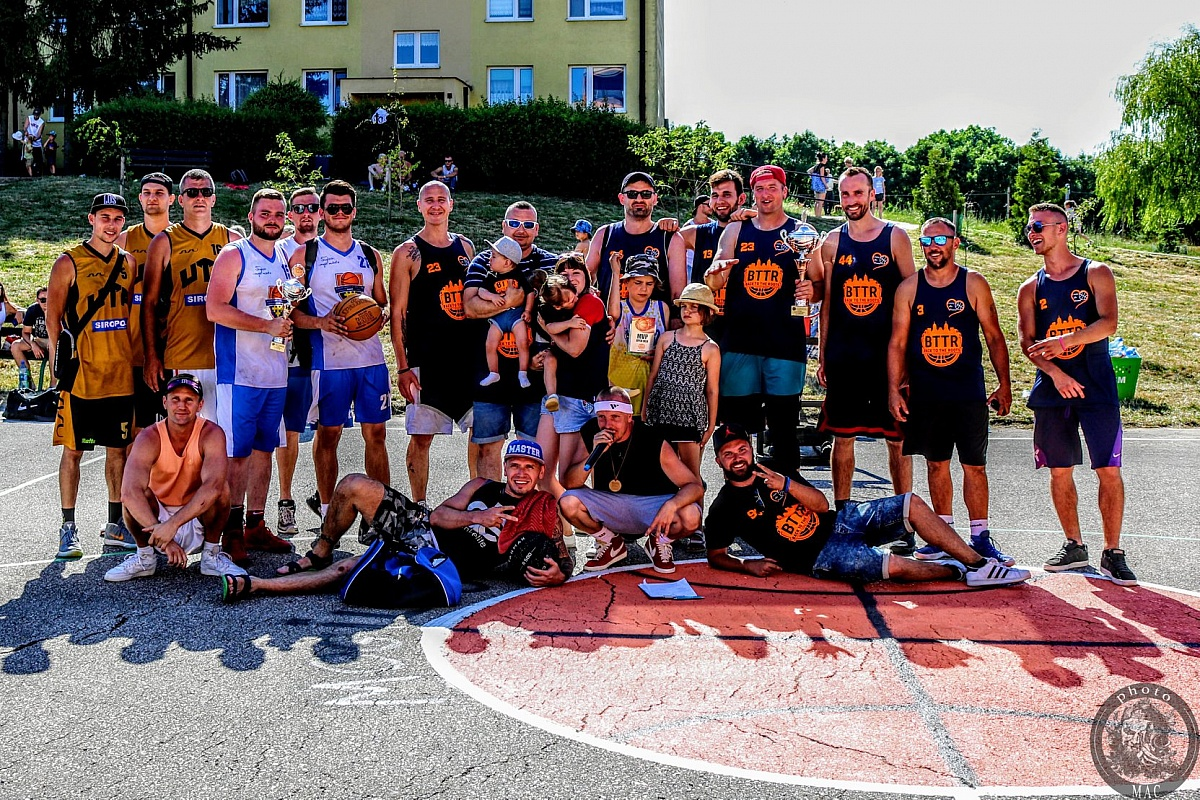 Back to the Roots - Streetball Mogilno
