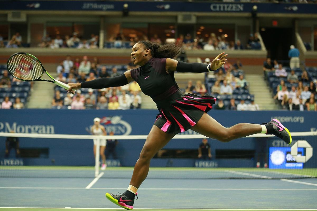 Serena Williams - portret tenisowej mistrzyni