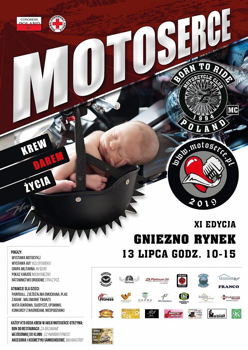 Motoserce Gniezno XI edycja