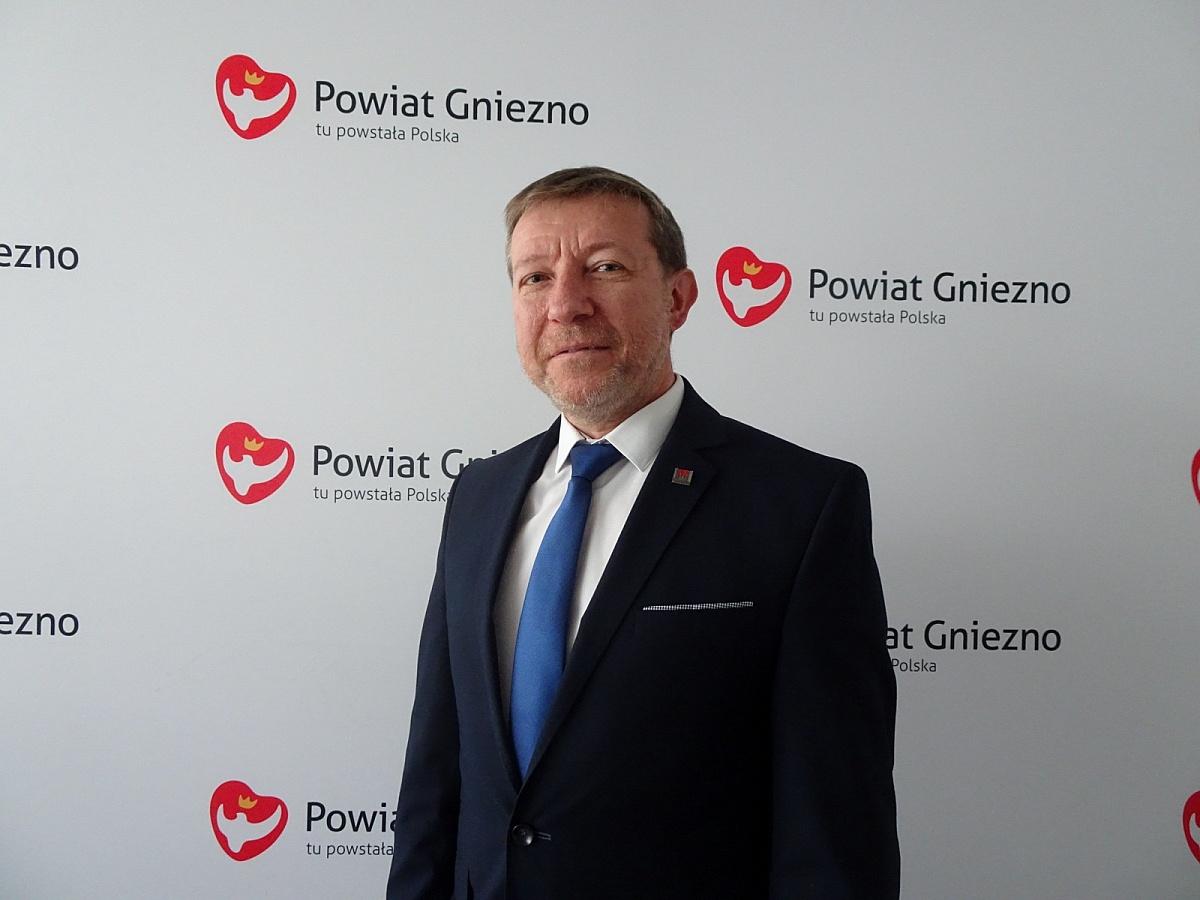 Dariusz Banicki nowym dyrektorem ZSP nr 1 w Gnieźnie