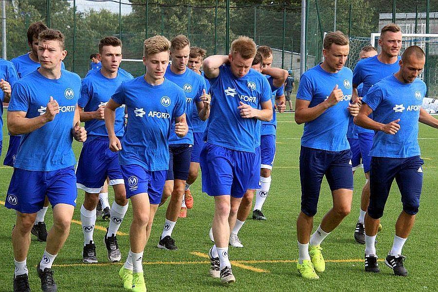 Derbowa wygrana Mieszko Gniezno na inauguracje sezonu