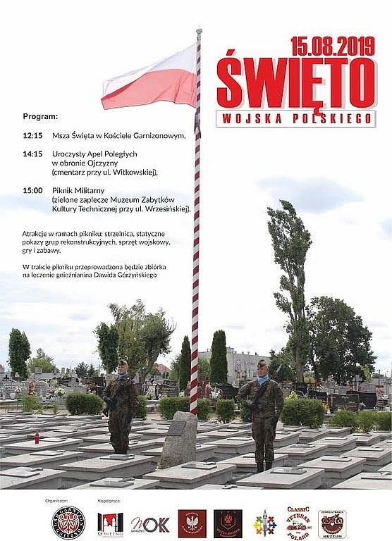 Piknik Militarny z okazji Święta Wojska Polskiego 2019