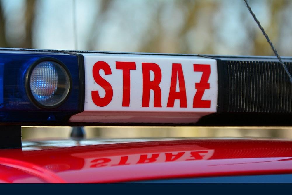 Poparzone dziecko w Witkowie! Strażacy zareagowali błyskawicznie!