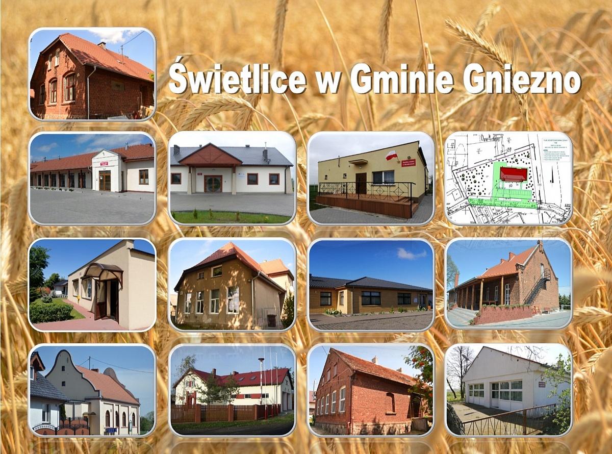 Rusza strona internetowa poświęcona wynajmowi świetlic wiejskich w Gminie Gniezno