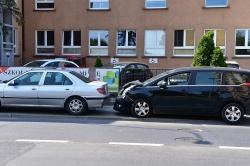 Kolejna kolizja przy przejściu dla pieszych na ul. Żwirki i Wigury