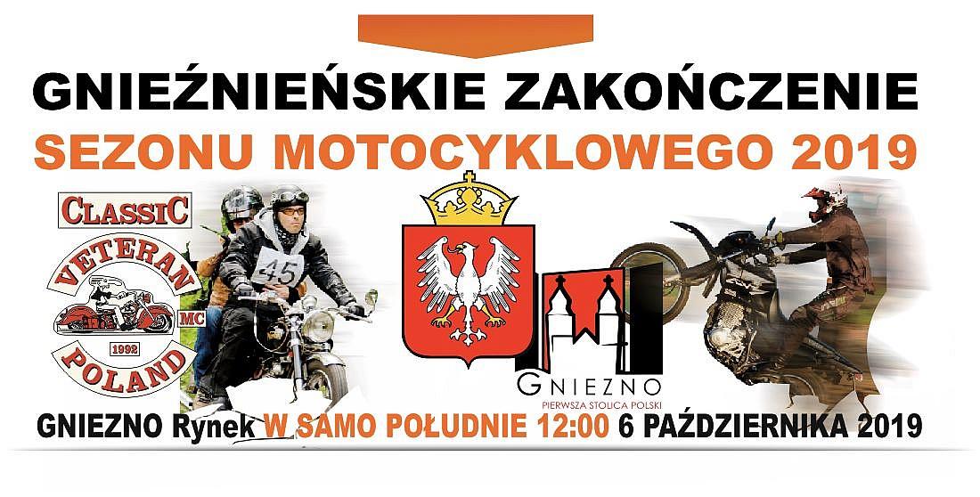 Gnieźnieńskie zakończenie sezonu motocyklowego już 6 października