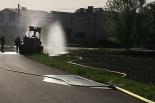 Pęknięty gazociąg w Witkowie! Ewakuowano mieszkańców!