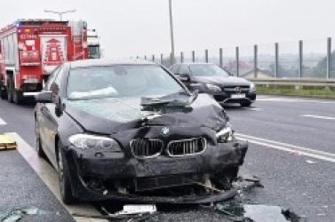 Zmarła kobieta poszkodowana we wczorajszym wypadku