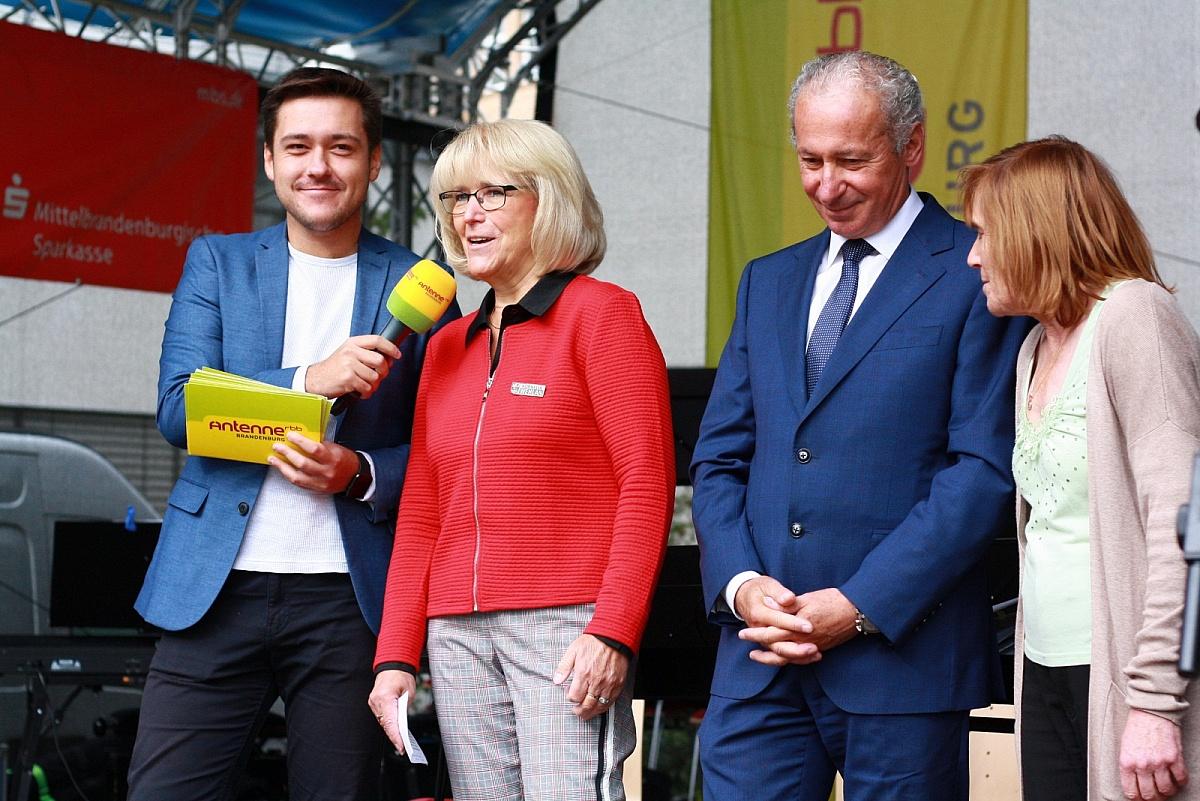Promocja Powiatu Gniezno podczas 25-lecia Powiatu Teltow-Flaeming