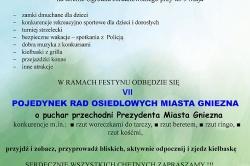 Już w niedzielę festyn w centrum Gniezna