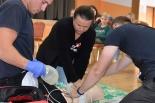 Mieszkańcy Jarząbkowa potrafią udzielać pierwszej pomocy przedmedycznej