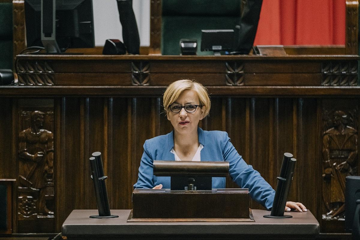 Paulina Hennig-Kloska - najaktywniejsza posłanka w Wielkopolsce!