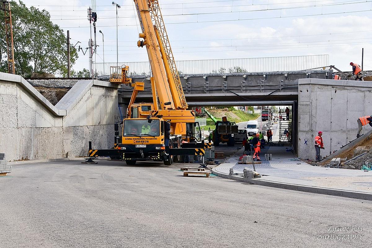 Za tydzień uroczyste otwarcie Trzech Mostów!