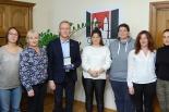 Nauczycielki z Francji i Grecji zdobywały doświadczenie w Gnieźnie