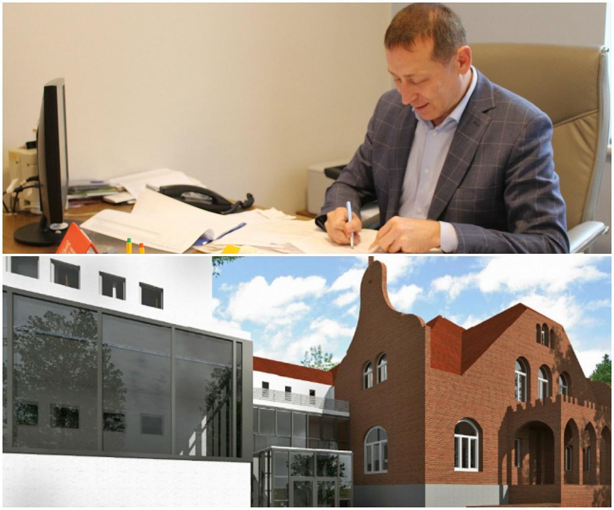 Niebawem rusza rewitalizacja zabytkowego budynku MOK-u! Wyłoniono inżyniera kontraktu