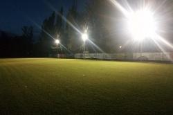Akademia Mieszko Gniezno rozświetliła boisko treningowe dla najmłodszych