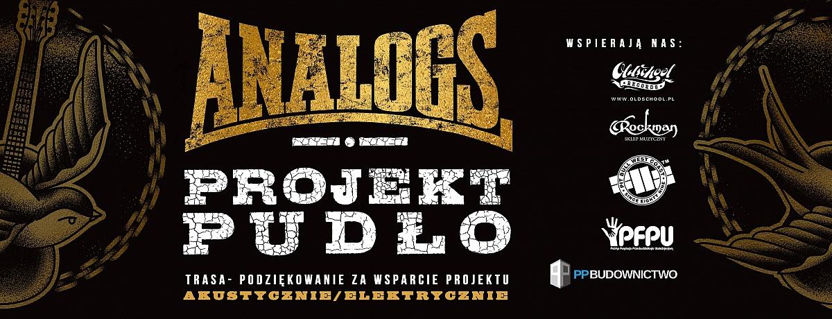 The Analogs-Projekt Pudło, Granda w Klubie Muzycznym Młyn