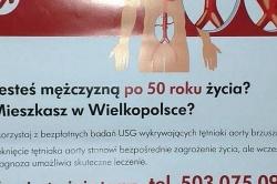 Jesteś mężczyzną po 50 roku życia? Mieszkasz w Wielkopolsce?