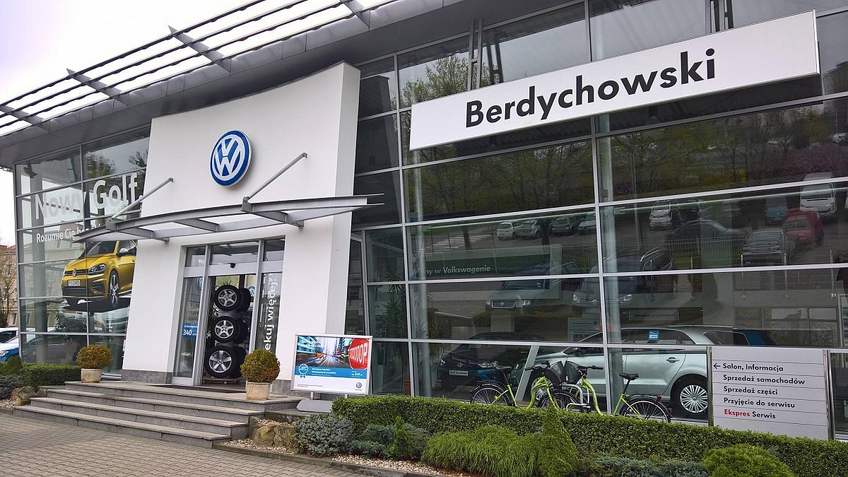 Volkswagen Berdychowski - serwis inny niż wszystkie